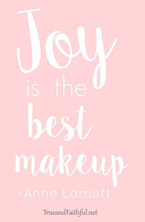 How to Choose Joy  ~ Right Where You Are . . . Really.