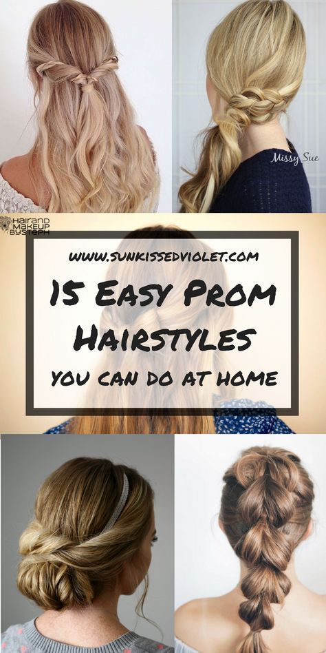 Prom Hair Step By Step In 2020 Hair Styles Prom Hairstyles For Long Hair Prom Hair