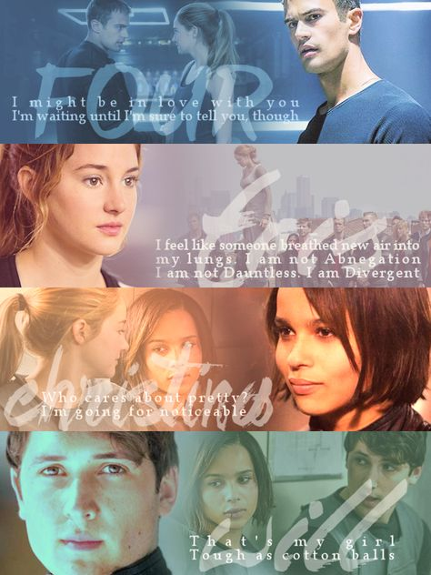 Christina From Divergent Quotes. QuotesGram quotesgram.com600 × 800Search by image four, tris, christina, will