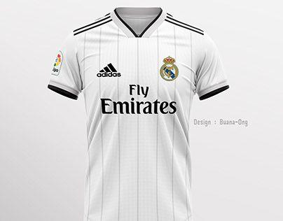 2019 2020 Real Madrid 4th Soccer Kit Futebol