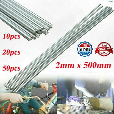 5//10//20 PCS Aluminium Welding Soldering Low Temp Durafix Easyweld Rods Brazing