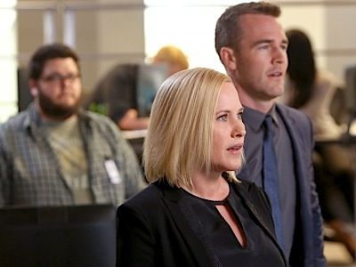 On the series premiere of CSI: Cyber a couple woke up to the sounds of someone moving around in their house. They checked their security camera and saw that someone had taken their four month old son Caleb from his crib.