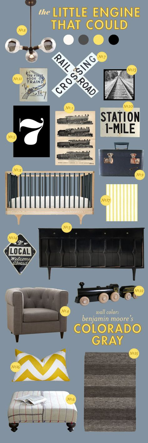 10 Best Images About Kids Bedroom On Pinterest Train Room Meaningful Gifts And Railroad Spikes