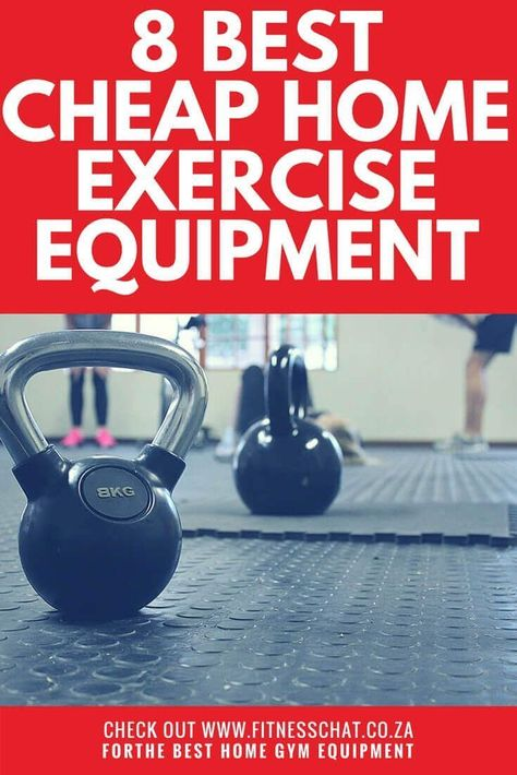 00c22b2ea63 Do you need to workout from home  Check out this complete DIY guide with 8 Best  Cheap Home Exercise Equipment to build a home gym on a budget  fitness ...