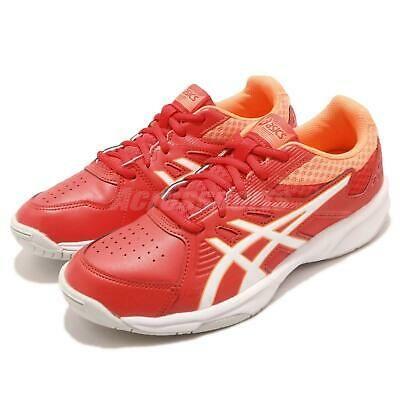 Advertisement Ebay Asics Court Slide Red Orange White Women Tennis Shoes Sneakers 1042a030 600 Tennis Shoes Sneakers Asics Tennis Shoes