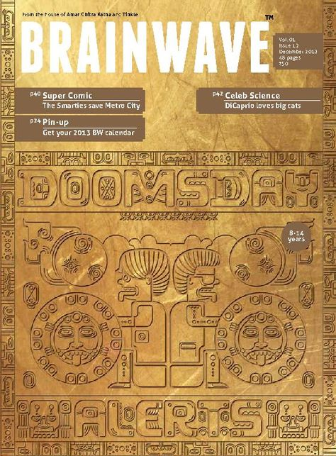 Brainwave  Magazine - Buy, Subscribe, Download and Read Brainwave on your iPad, iPhone, iPod Touch, Android and on the web only through Magzter