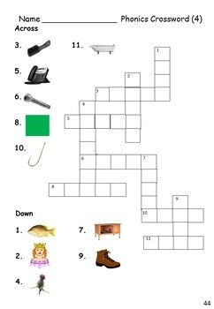 Esl Ell Eal Phonics Vocabulary Games And Activities With Visual Support Phonics Vocabulary Esl Teaching Resources