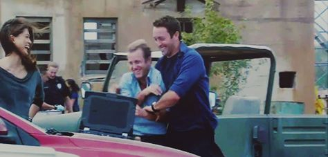 alex o'loughlin and scott caan bromance - Google Search