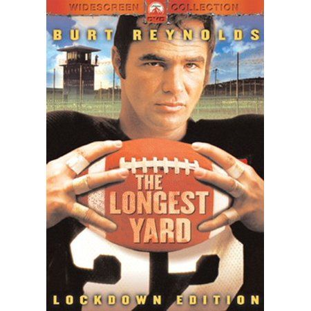 The Longest Yard Dvd Walmart Com In 2020 Football Movies Sports Movie The Longest Yard