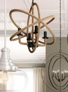 420 nautical chandeliers ideas