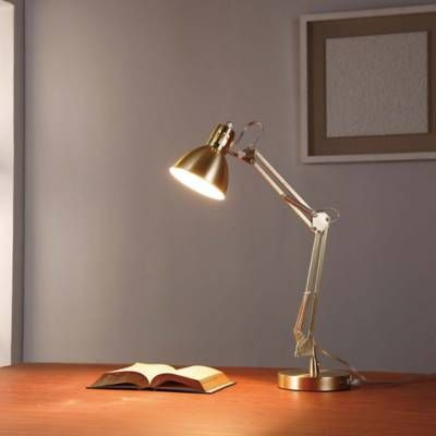 Product Image For Architect Desk Lamp With Usb Port In Gold 2 Out Of Desk Lamp Architects Desk Gold Desk Lamps