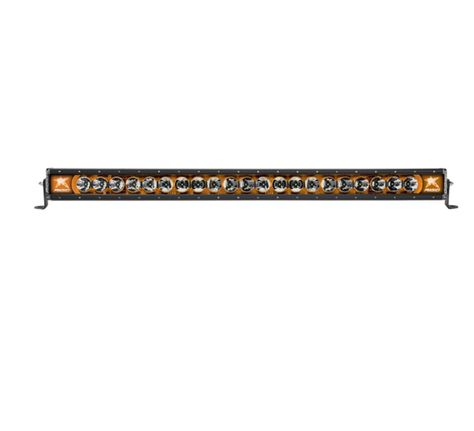 Rigid Industries 240043 Radiance 40 Amber Back Light Led Light Bar In 2020 Bar Lighting Led Light Bars Bar Led