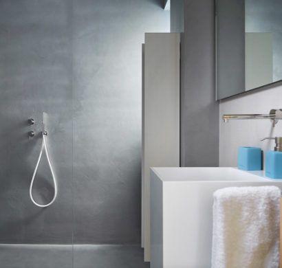 Bad Ohne Fliesen Das Sind Die Wichtigsten Vorteile Und Alternativen In 2020 Badezimmer Wand Bad Einrichten Badezimmer Fliesen