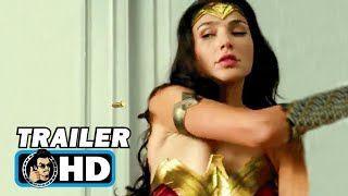 Wonder Woman 1984 Trailer Teaser 2020 Gal Gadot Superhero Movie See The Full Trailer Tomorrow At 3 30pm In 2020 Gal Gadot Wonder Woman Superhero Movies Wonder Woman