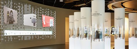 Samsung Innovation Museum Exhibits
