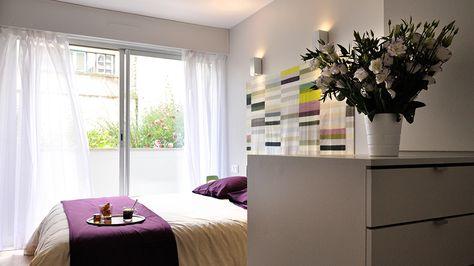 Nos Meilleures Idees Pour Amenager Une Petite Chambre En Longueur Amenagement Petite Chambre Decoration Maison Et Chambre