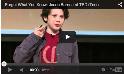 Top 5 Educational TEDx Talks by Kids ~ Educational Technology and Mobile Learning