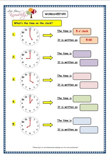 Grade 3 Maths Worksheets 8 1 Telling The Time In Exact Hours Time Worksheets Grade 3 3rd Grade Math Worksheets Math Worksheets Math worksheets online grade 3