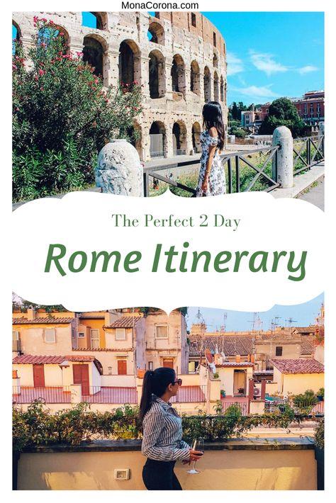 Rome Itinerary: 2 Days