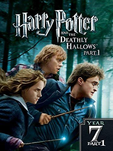 Harry Potter And The Deathly Hallows Part 1 Prime Video Daniel Radcliffe Https Www Am Deathly Hallows Part 1 Harry Potter Deathly Hallows Deathly Hallows