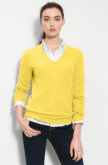 Classic sweater. For work or cool evenings.