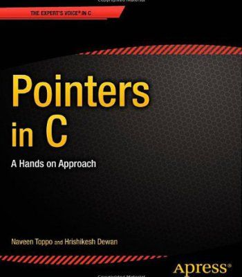 Pointers In C Pdf C Programming Book C Programming The C