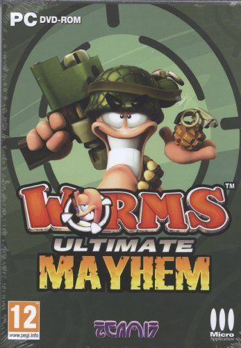 World Party Worms 3d Free Download Crazy Golf Worms 4 Mayhem