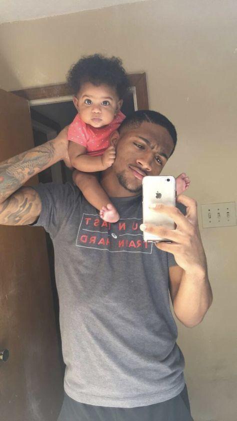 So Cute Baby, Cute Black Babies, Beautiful Black Babies, Cute Kids, Cute Babies, Baby Kids, Cute Family, Baby Family, Family Goals