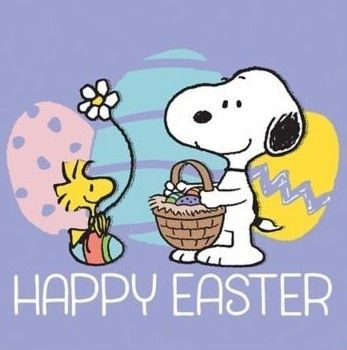 91 Snoopy/Peanuts Easter ideas | snoopy, snoopy easter, snoopy love