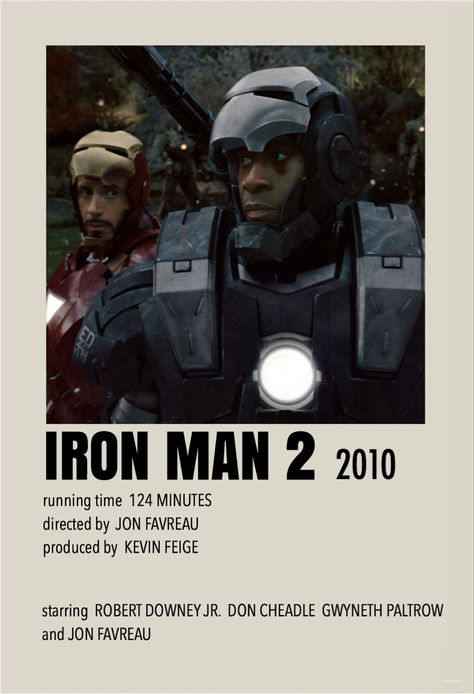 Iron man 2 by Millie