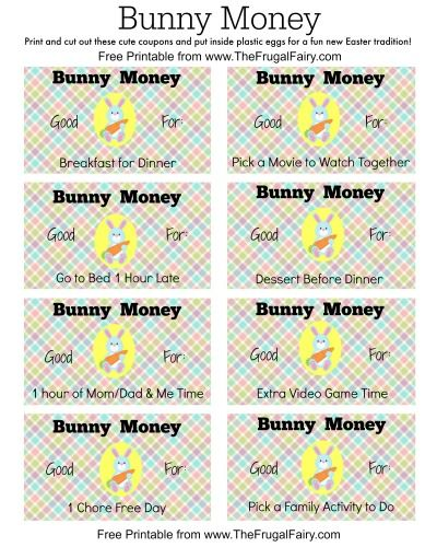 How To Make Bunny Money