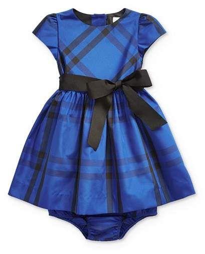 Ralph Lauren Girls Plaid Taffeta Dress Bloomers Set Baby Sponsored Ad Girls Plaid Ralph In 2020 Dress Bloomers Taffeta Dress Dresses
