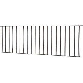 Decorative Metal Fence Panels Lowes Di 2020 Modern