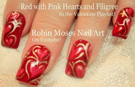 Beautiful Nail Designs To Finish Your Wardrobe – Your Beautiful Nails Purple Manicure, Rose Gold Nails, Robin Moses, Beautiful Nail Designs, Cool Nail Designs, Fingernail Designs, Gem Nails, Hair And Nails, Valentine Nail Art
