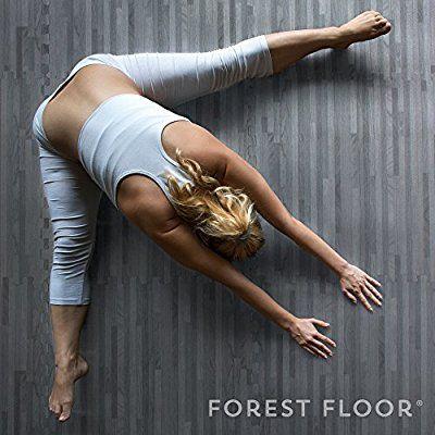 Amazon Com Slate 24 Sq Forest Floor 5 8 Thick 24 Sq 6 Tiles Slate Interlocking Foam Floor Mats Sports Ou Foam Mat Flooring Foam Flooring Floor Mats