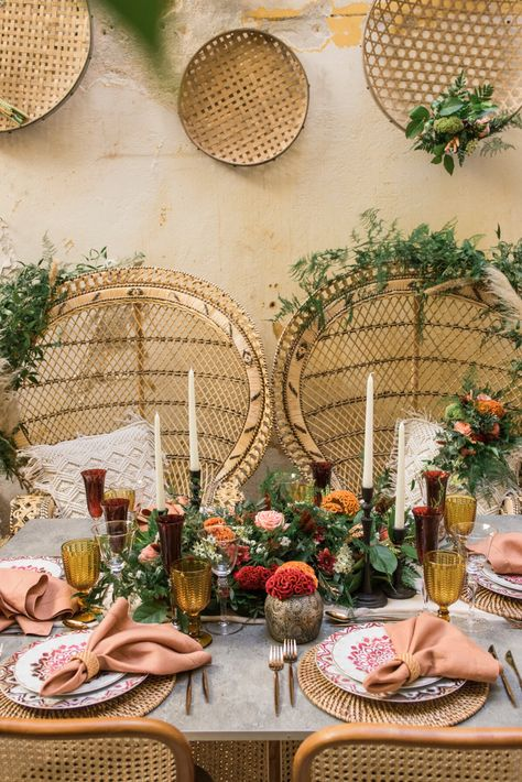 Laid-Back Elegance From A Brunch Wedding Inspiration Shoot In Athens