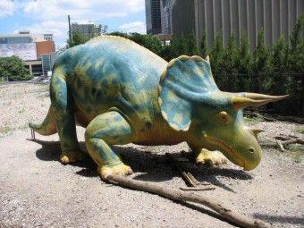 Sinclair's Dinosaurs on tour in Kansas City 1966   David Resz   Flickr