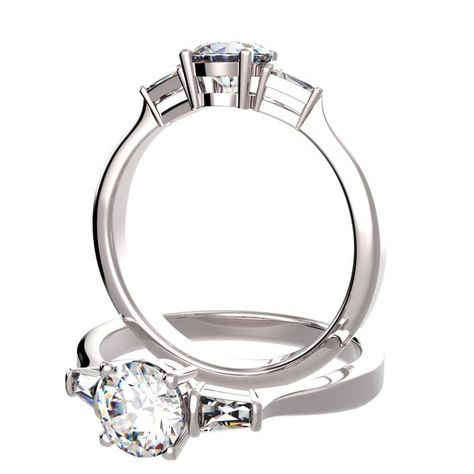 cdd0e03b7 Diamond Engagement Ring