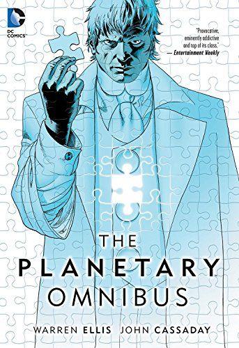 Download The Planetary Omnibus By Warren Ellis Pdf Epub Kindle Audiobooks Online Graphic Novel A Comics Comic Books