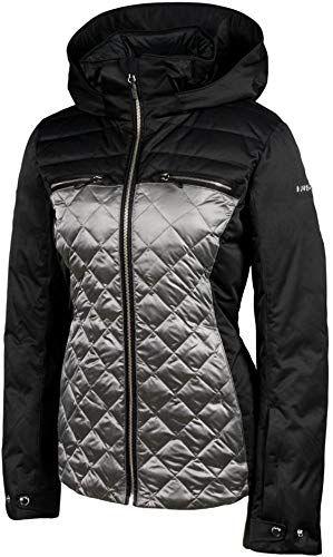 New Karbon Pascal Ski Jacket Real Fur Womens Online Shopping Topselectsclothing Womens Faux Fur Coat Denim Jacket Women Ski Jacket
