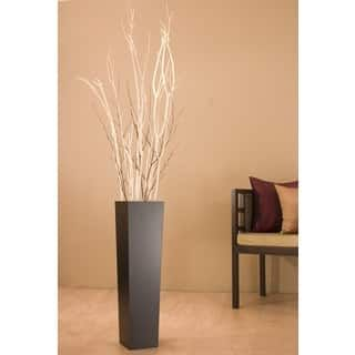 Buy Vases Online At Overstock Com Our Best Decorative Accessories Deals Home Decor Black Vase Tall Floor Vases