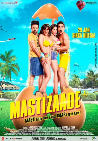 Mastizaade 2016 Hindi 700MB DVDScr x264 Download Free Movie - Movies Wood |  Good comedy movies, Free movies, Download free movies online
