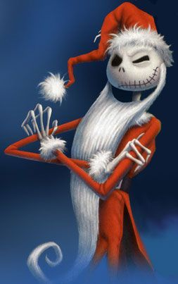 The Nightmare Before Christmas Santa Claus Swosu L Nightmare Before Christmas Wallpaper Nightmare Before Christmas Tattoo Nightmare Before Christmas Drawings