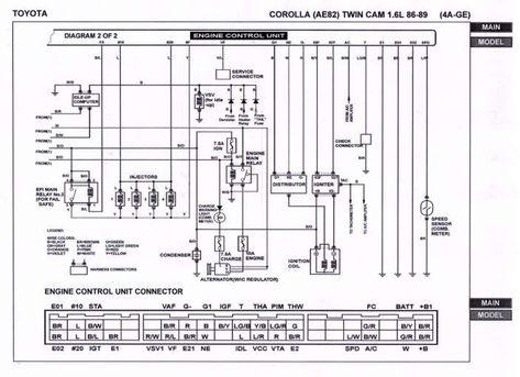 Bestseller: 4age 20v Engine Diagram