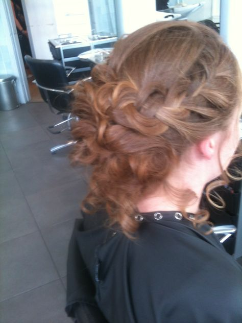 Stephanie S 21st Birthday Party Hair Party Hairstyles Bridal Hair Hair