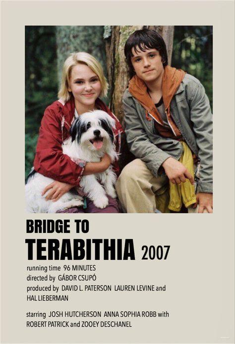 bridge to terabithia by Millie