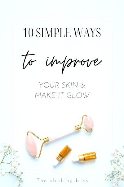 10 Healthy Skin Rules You Must Follow To Get Great Skin Healthy Skin Healthy Skin Tips Skin Care