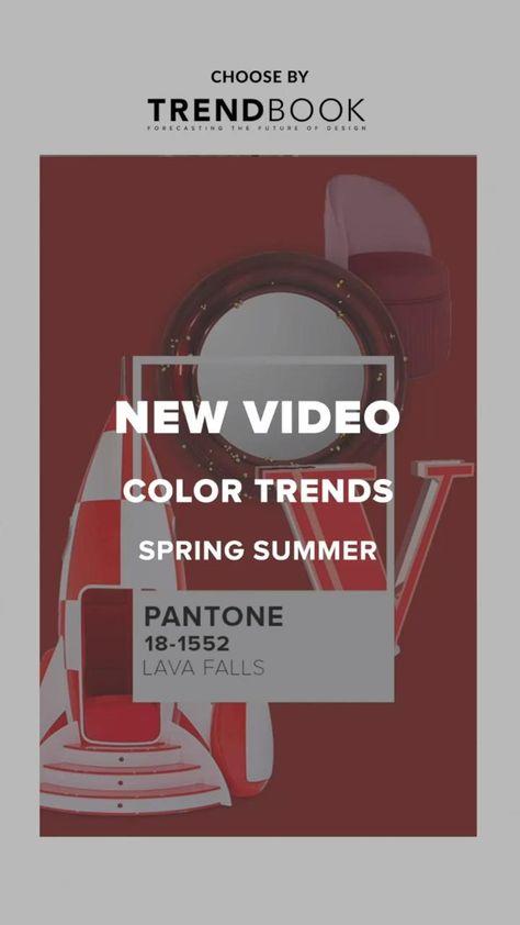 Summer Pantone 2022 Color Trends