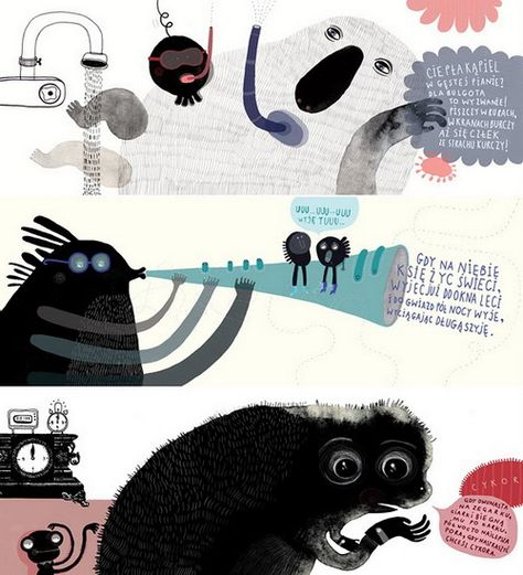 rafa kids: Illustration – Agata Dudek