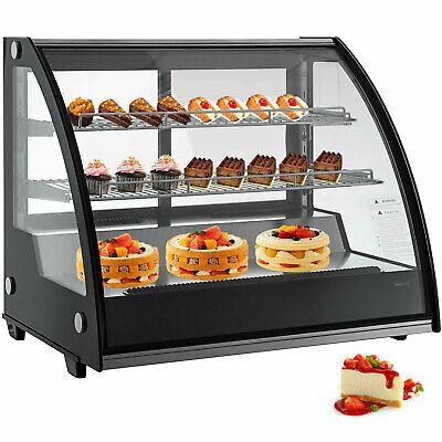 Ad Ebay Url Commercial Countertop Refrigerator Black 130l Bakery